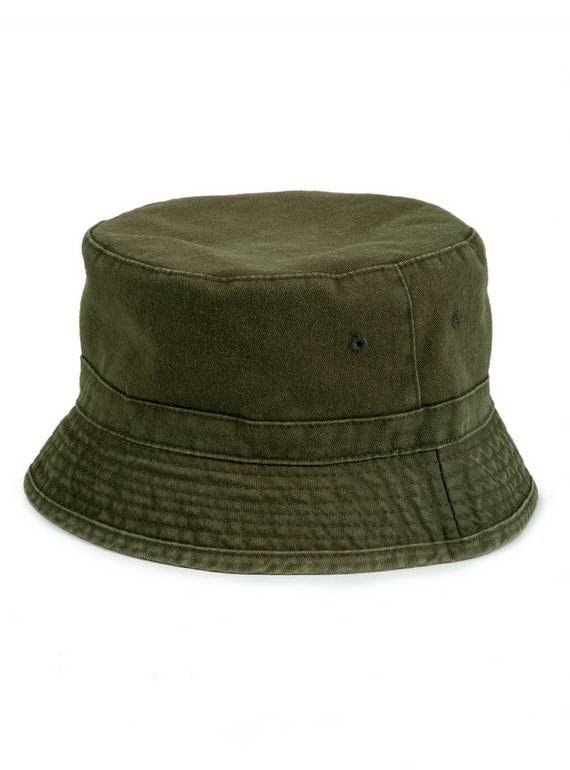 dd44c7b2371 Buy Khaki   Stone Reversible Bucket Hat - S M