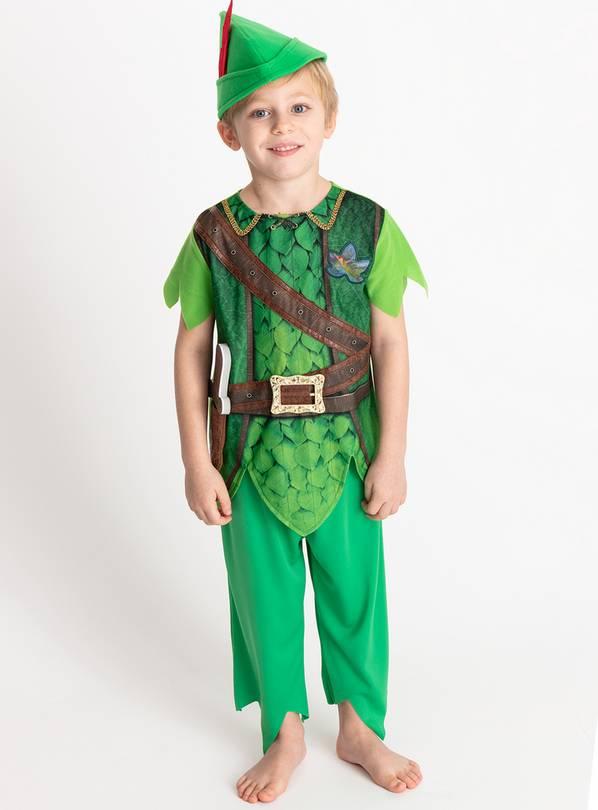 a9d4f79eb93 Buy Disney Peter Pan Green Costume - 2-3 years