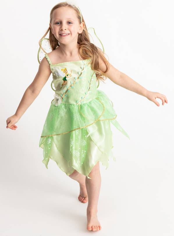 Disney Tinkerbell Green Costume - 2-3 years