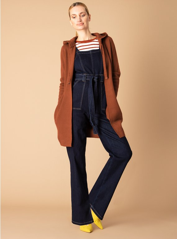 19bd65c92c8 Buy Indigo Denim Belted Jumpsuit - 18