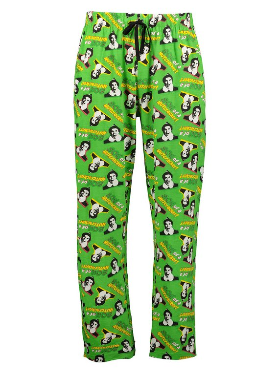 bb70648f9d Buy Christmas Elf Pyjama Bottoms - XXL