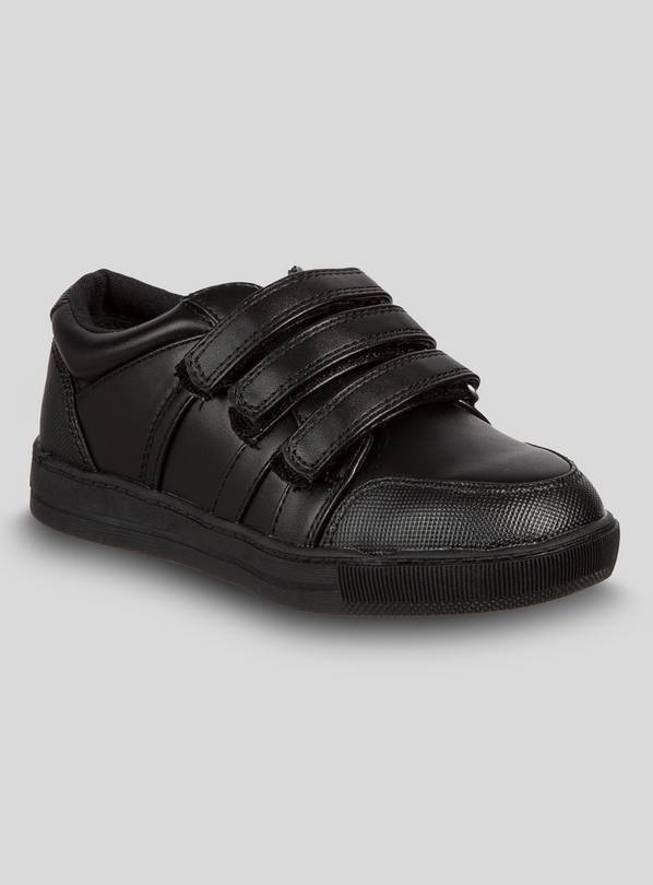 Black Back To School Shoes - 4