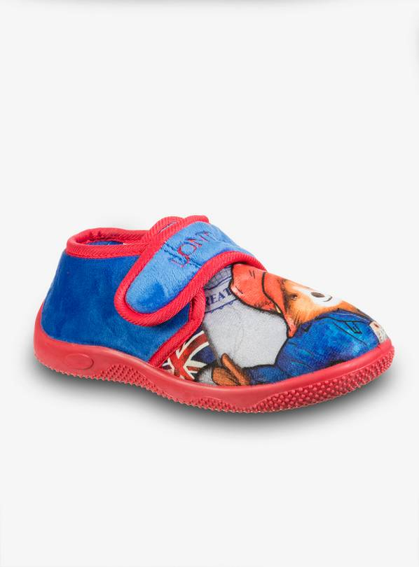 a42c5b2bc355 Buy Online Exclusive Paddington Red   Blue Slippers - 10 Infant ...