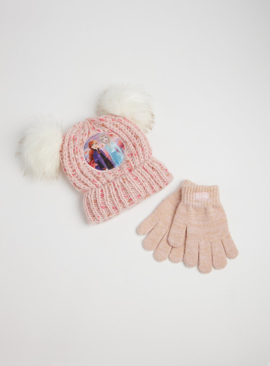 Frozen Hat And Glove Set