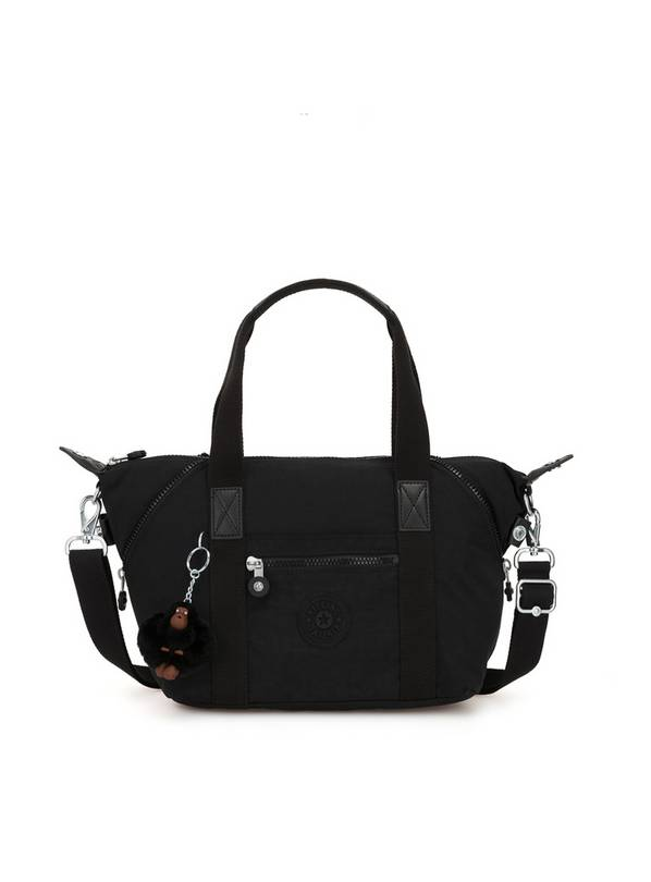 KIPLING Black Art Mini Handbag - One Size