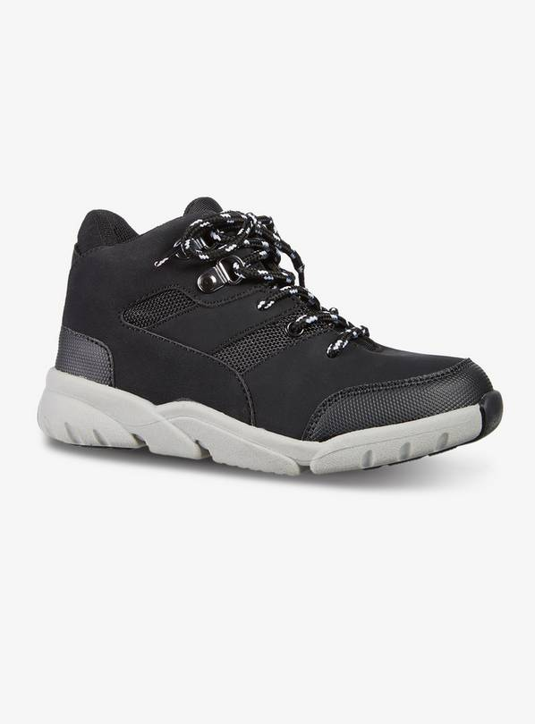 Black Hiking Boots - 12 Infant