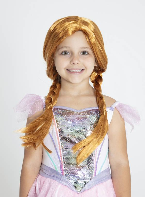 RUBIE'S Disney Frozen Anna Red Wig - One Size