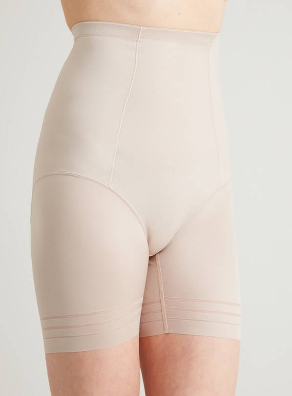 Secret Shaping Latte Nude Waist & Thigh Sculpting Knickers -