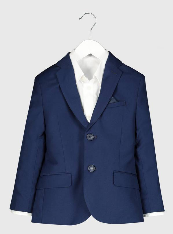 Blue Formal Jacket - 3 years