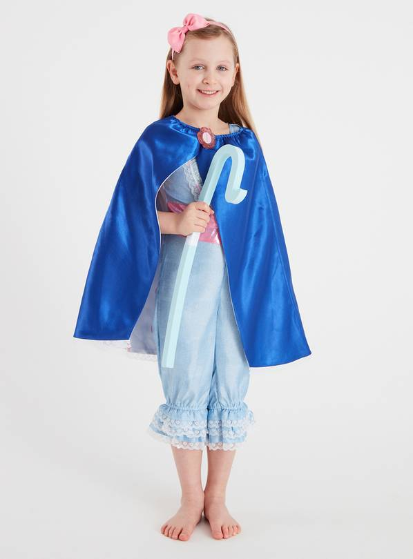 Disney Toy Story 4 Blue Bo Peep Costume Set - 5-6 years