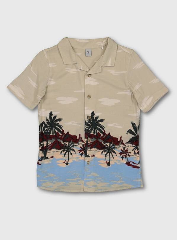 Stone Hawaiian Shirt - 3 years