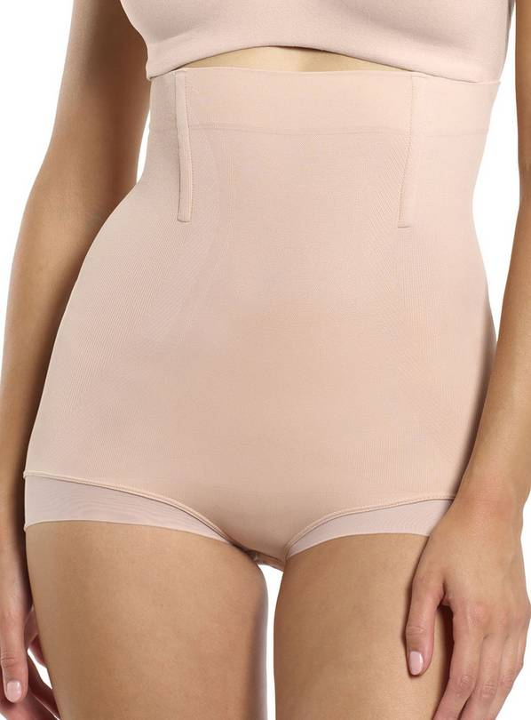 POWERLITE Nude Cinch Seamfree Knickers - 8-10
