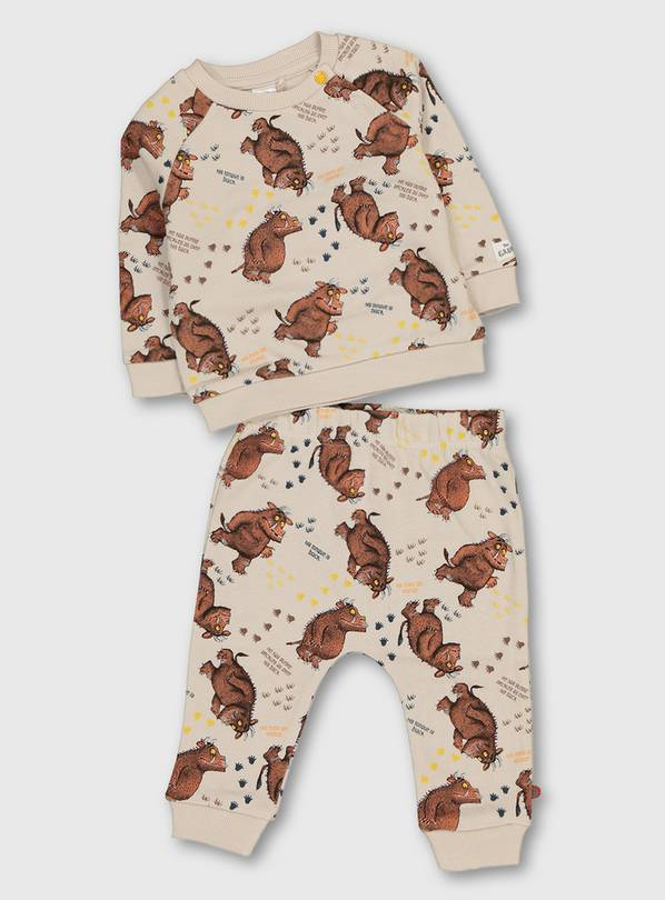 The Gruffalo Printed Top & Joggers - 3-6 months