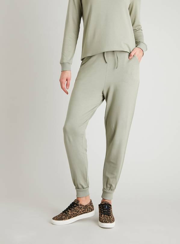 Sage Green Lounge Joggers - 24
