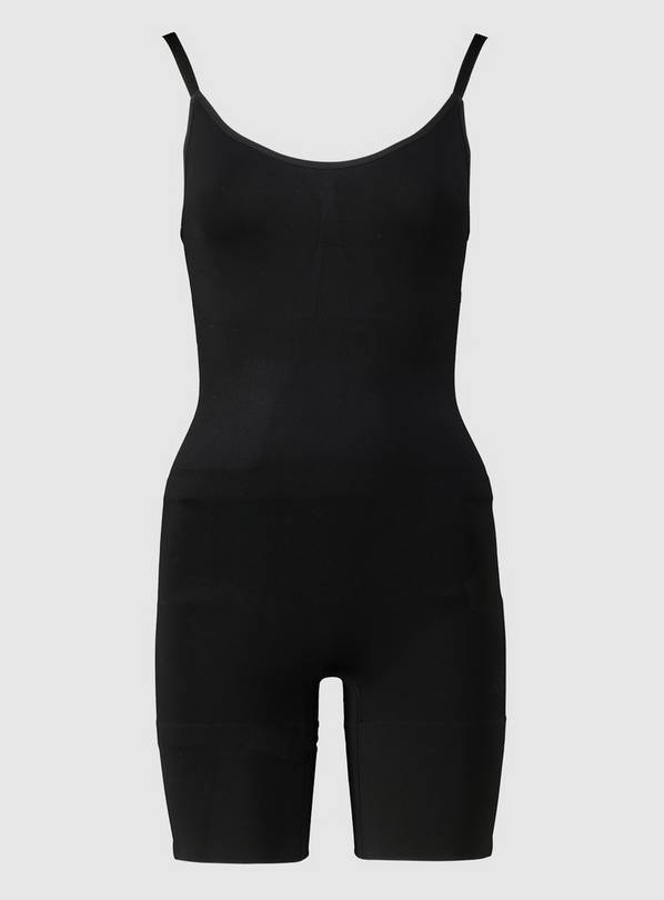 Secret Shaping Black Seamless All In One - L