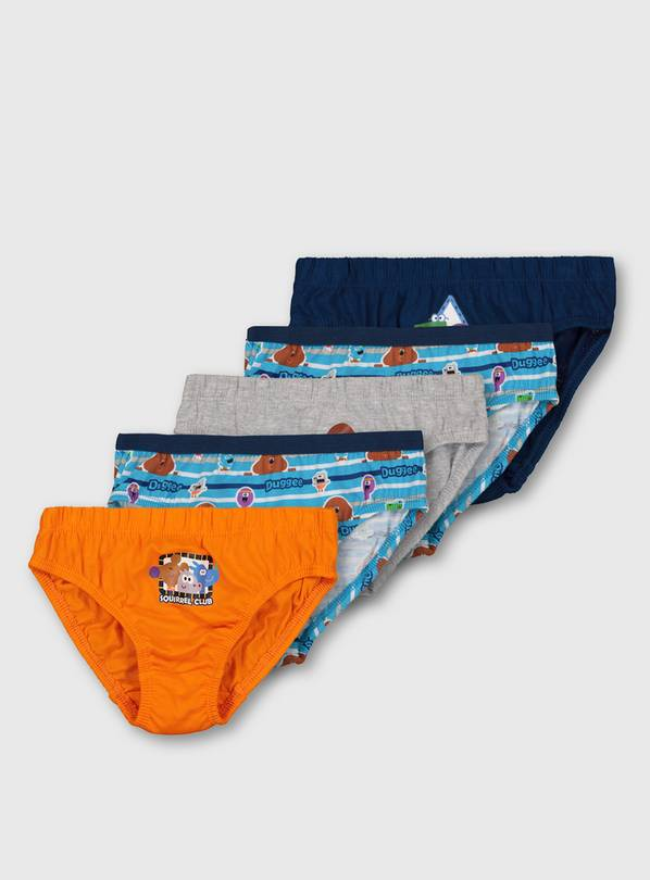 Hey Duggee Briefs 5 Pack - 18-24 months