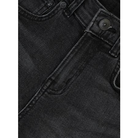 Black Washed Skinny Fit Jeans - 12 years