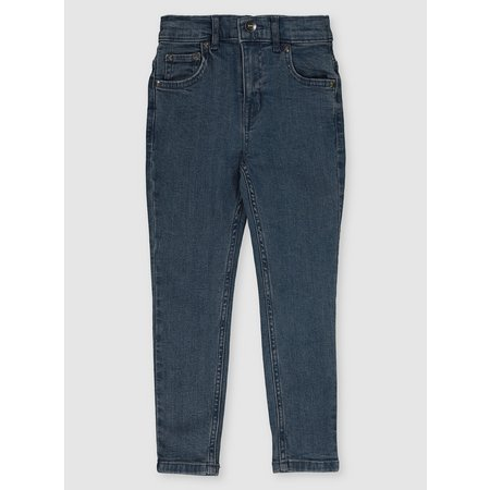 Smokey Blue Skinny Fit Jeans - 6 years