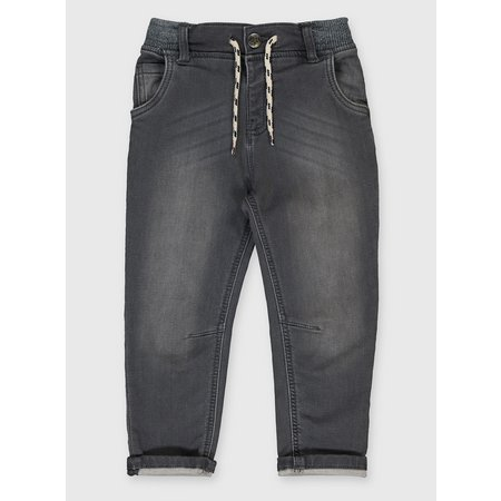Grey Jogger Jeans - 6-7 years
