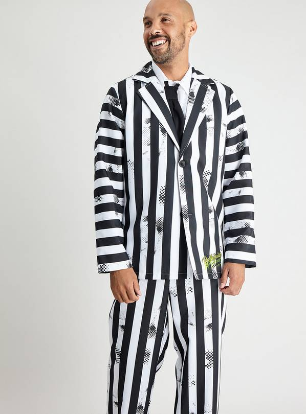 Halloween Beetlejuice Costume - XL