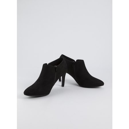 Sole Comfort Black Ankle Boot - 8