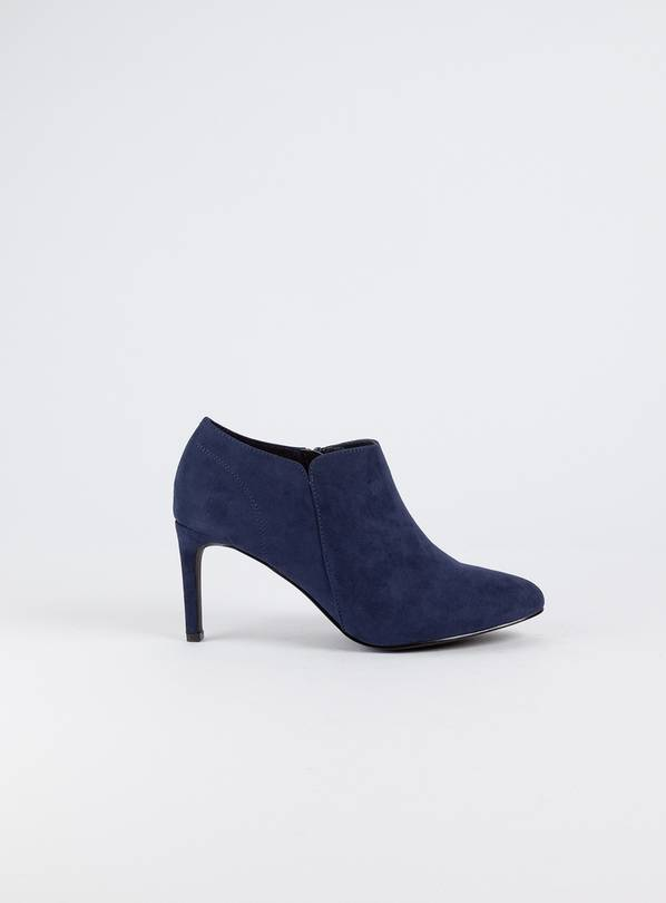Buy Sole Comfort Navy Ankle Boot 8