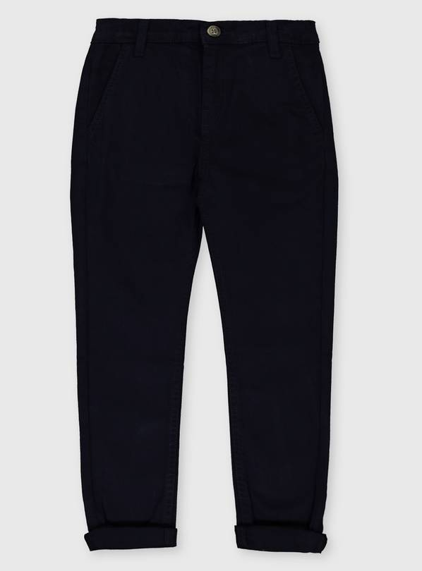 Navy Blue Chinos - 3 years