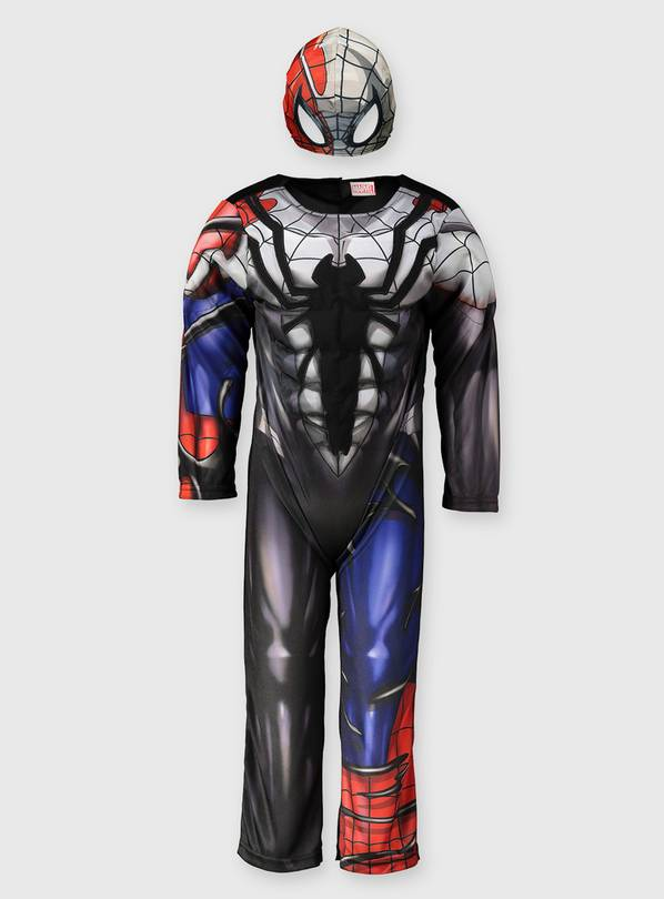 Marvel Spider-Man Maximum Venom Multicoloured Costume - 5-6