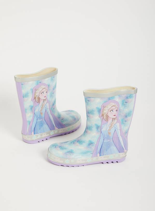 Disney Frozen 2 Elsa Wellies - 8 Infant