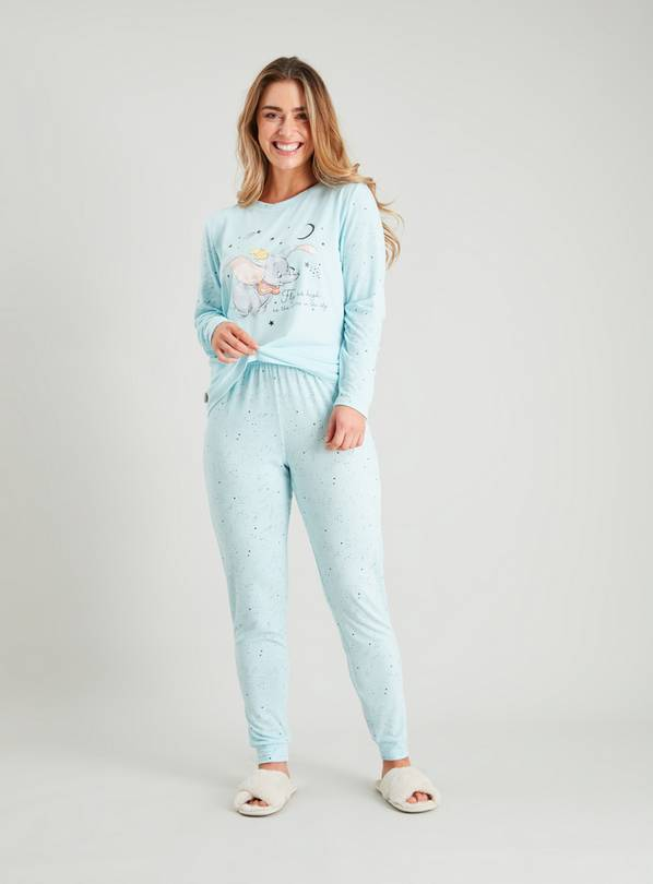Disney Dumbo Blue Pyjamas - 14