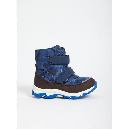 Camouflage Print Snow Boot - 12 Infant