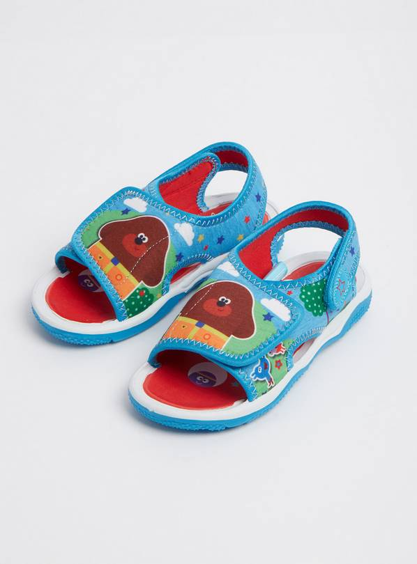Hey Duggee Blue Adventure Sandals - 10 Infant