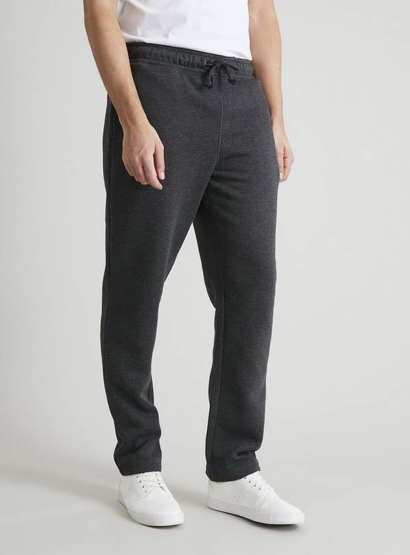 Charcoal Grey Joggers - M