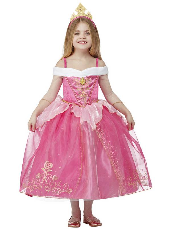 Disney Princess Sleeping Beauty Costume - 9-10 years