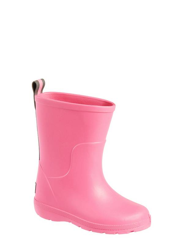 Pink Cirrus Toddler Rain Boot - 7-8