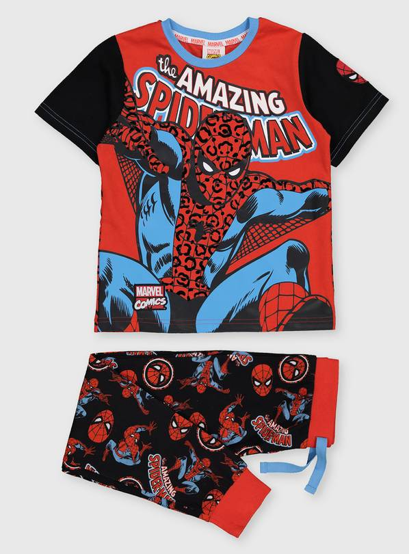 Marvel Spider-Man Pyjamas - 3-4 years