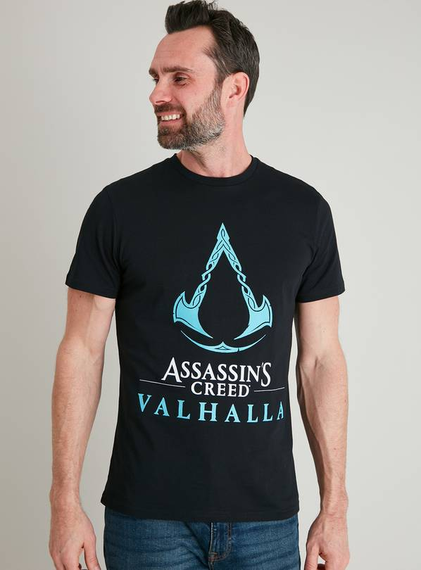 Assassin's Creed Black T-Shirt - M