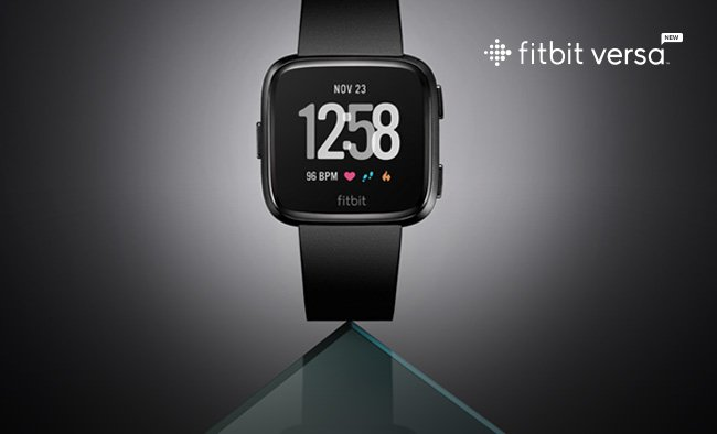 Pre-order the Fitbit Versa.