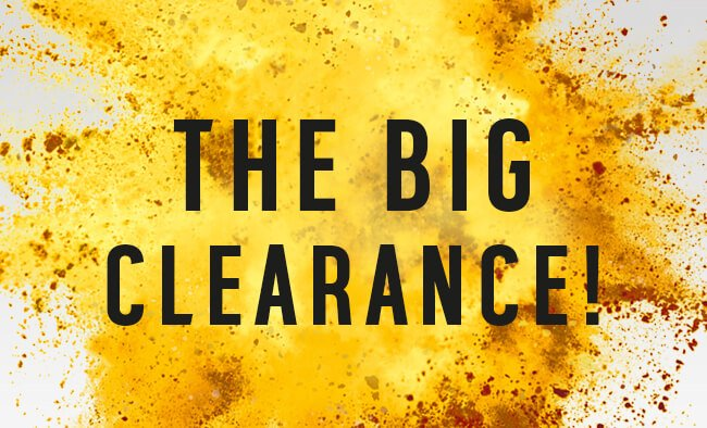 The Big Clearance
