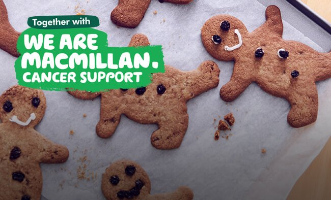 Learn more about our partnership with Macmillan.