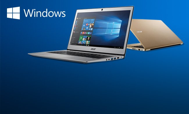 Try out our slim, lightweight, high-performance Acer laptops.