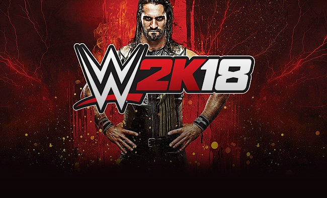 WWE 2K18 out now.