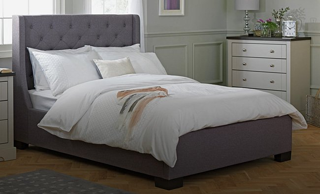 In our bedroom event, you can save up to 25% on beds, bedding and bedroom furniture.