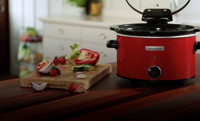 Save up to 40% on selected Crockpot slow cookers.