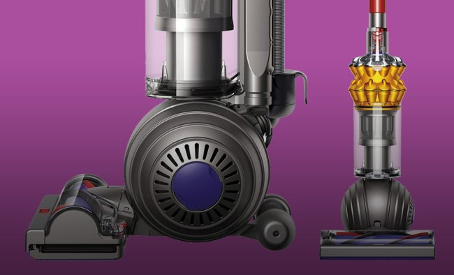 Dyson from £199.99.