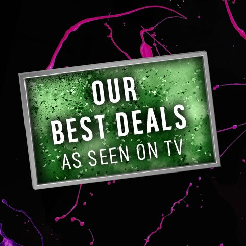 Our best deals as seen on TV.