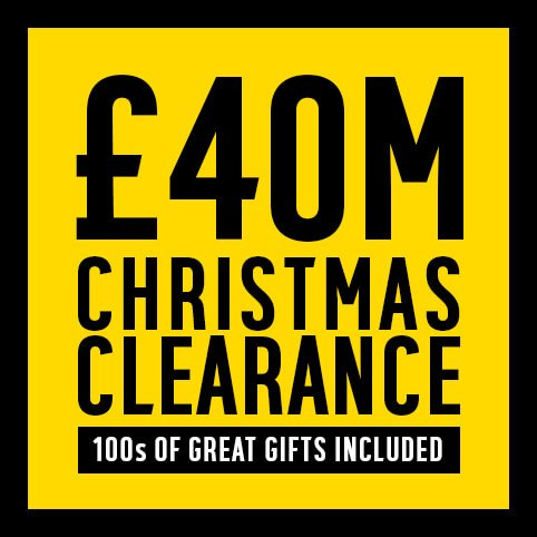 Our Christmas Clearance includes 100s of great gifts.