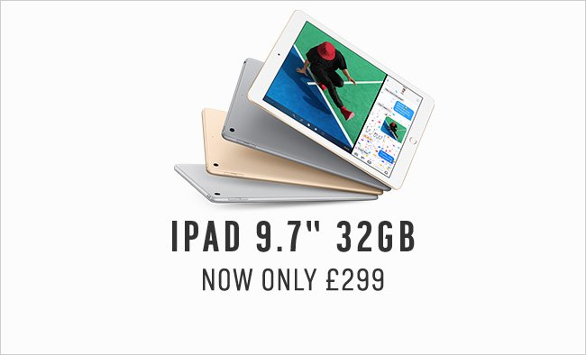 Shop the iPad here.