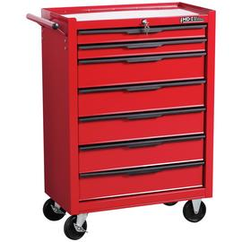 7 Drawer Mobile Tool Trolley.