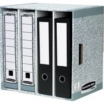 more details on Fellowes System File Storage - Grey.
